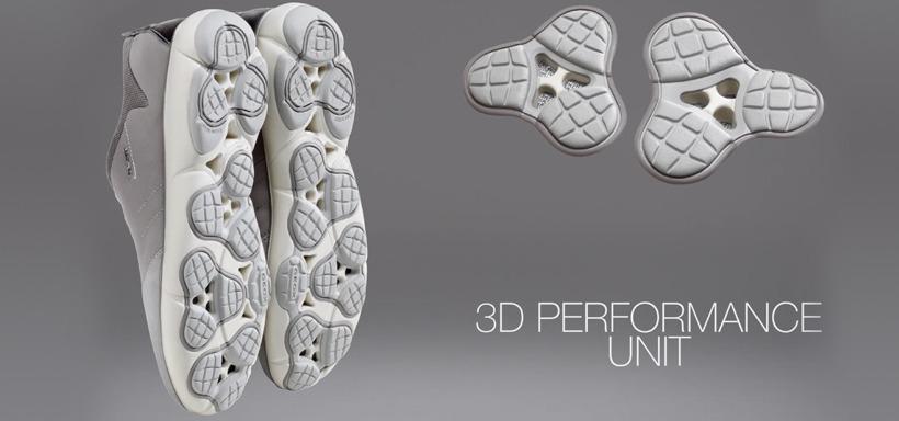 Geox, la scarpa che respira. Innovazione e forte contenuto